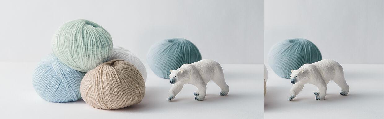 Fils et laines spécial layette