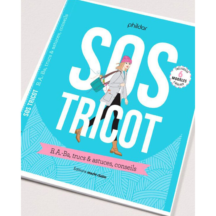 Catalogue n°857 : SOS Tricot