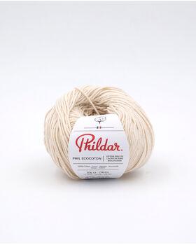Fil à tricoter PHIL ECOCOTON