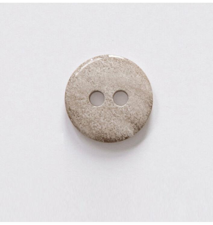 Bouton gris effet marbre