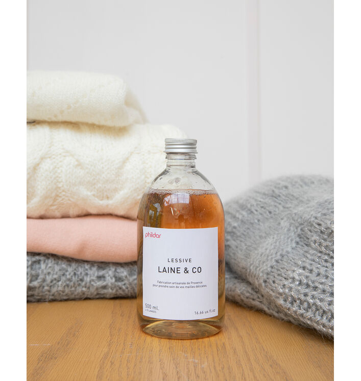 Lessive LAINE & CO - 500ml