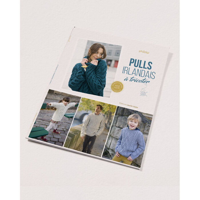 Catalogue n°862 : Pulls Irlandais
