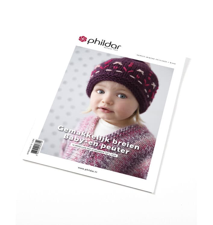 Catalogue n°698 : Tricots Faciles 18M-4A