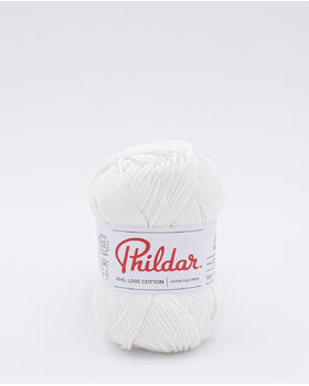 Fil à tricoter PHIL LOVE COTTON