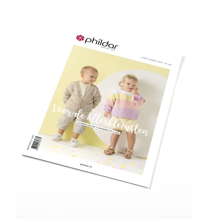 Catalogue n°184 : Les tout petits 12M-4A