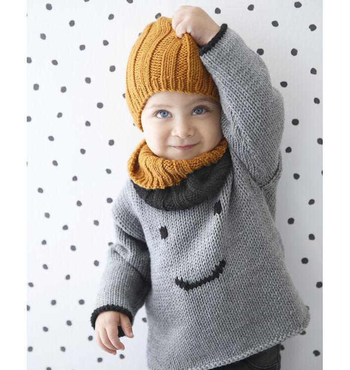 Modèle Bonnet Garçon Mika