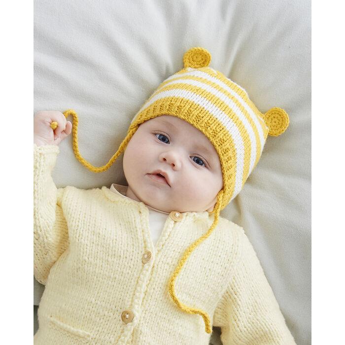 Modele Bonnet Bebe Phil Love Cotton Modeles Layette Phildar