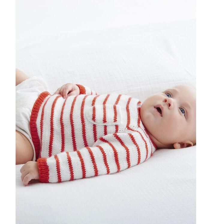 Modèle Brassière Bébé Phil Partner Baby