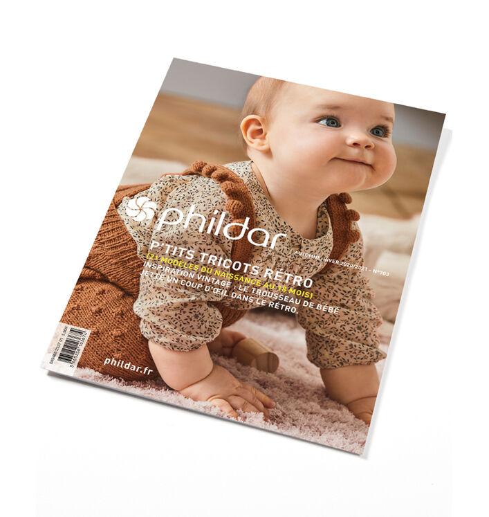 Catalogue n°703 : P'tits tricots rétro !