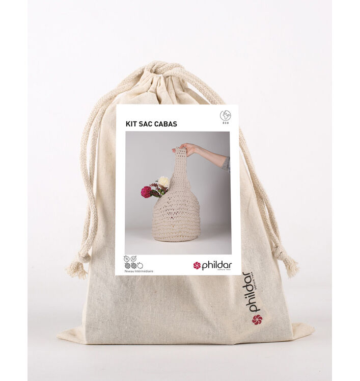 Kit DIY - Sac cabas