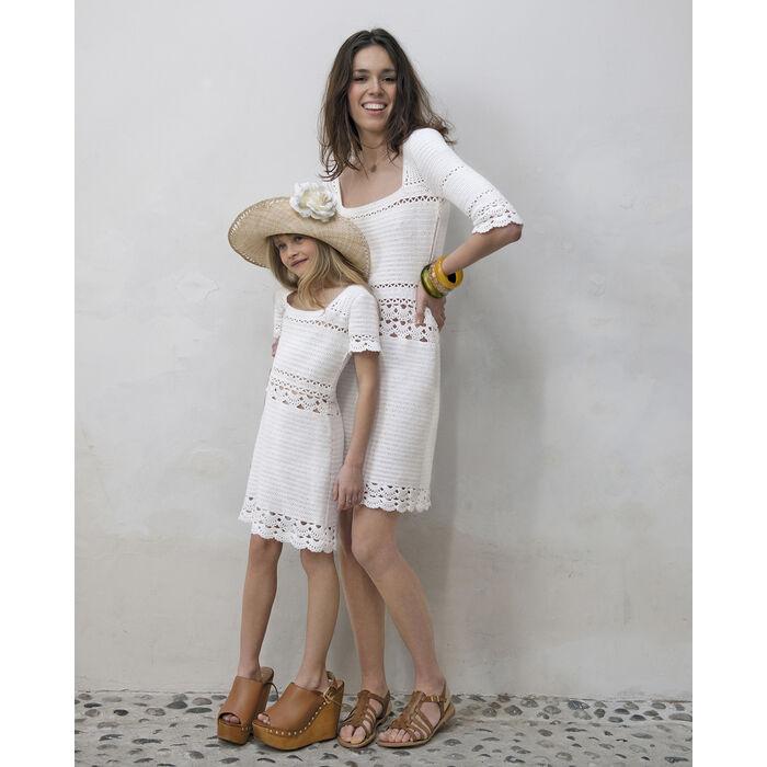 Fiche Modele Robe Femme Crochet Phil Mixte Fiches Modeles Pdf Femme Phildar