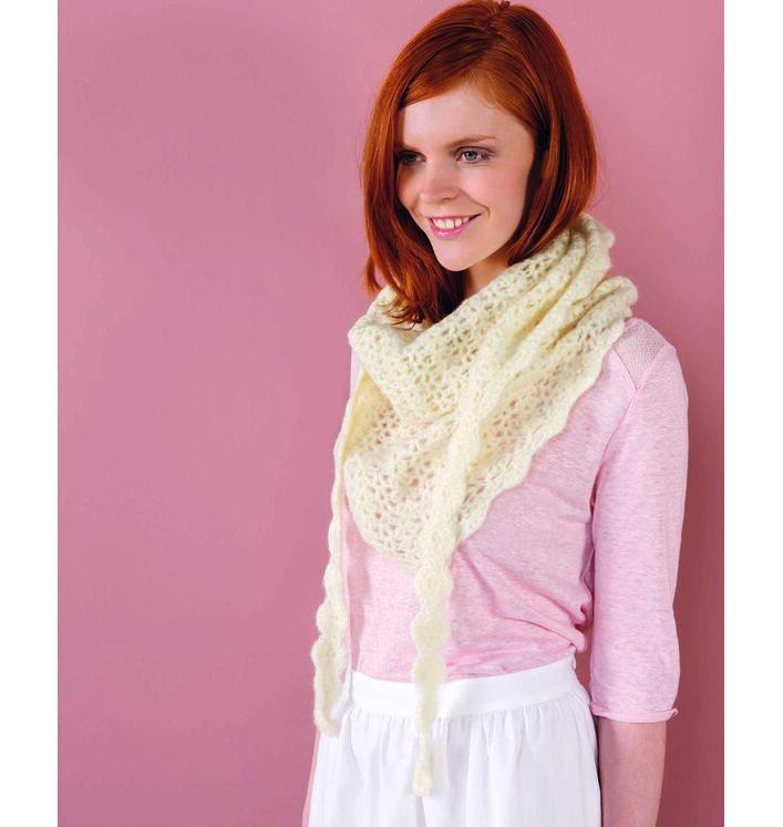Modèle Chèche Crochet Femme Phil Light