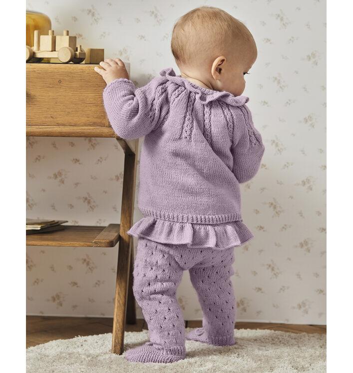Fiche Modèle Pantalon Miguel Phil Partner Baby