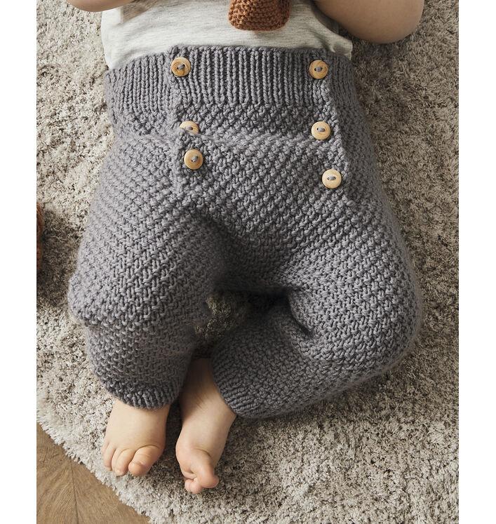 Fiche Modèle Pantalon Bébé Mario Phil Ecolaine