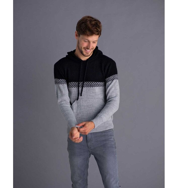 Modèle Pull Homme Phil Lambswool