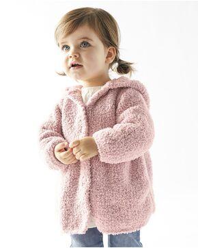 Modèle Manteau Fille Nellia Phil Douce