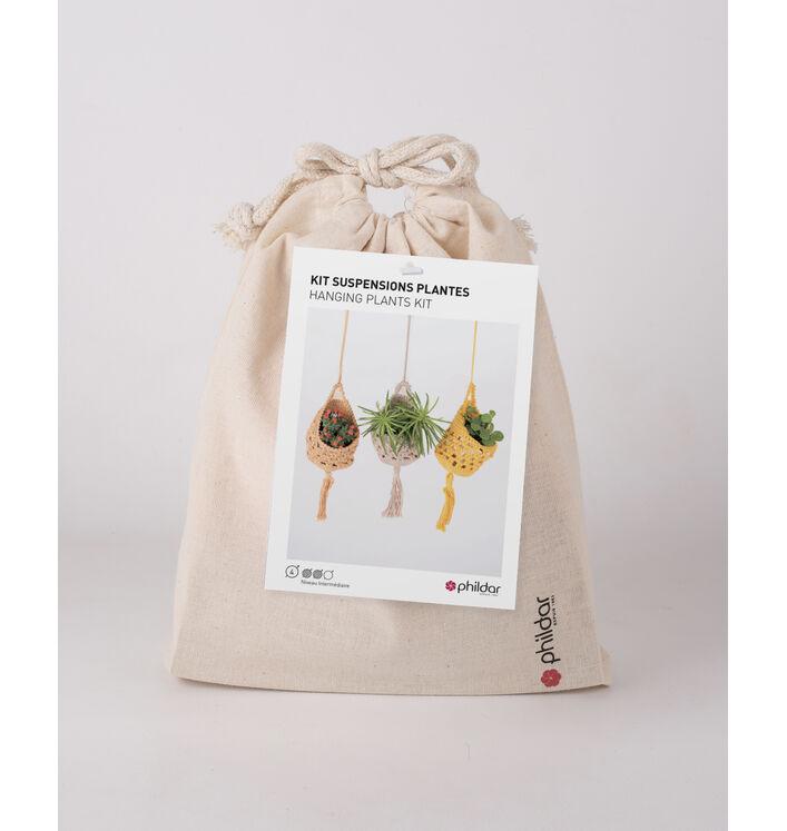 Kit Suspensions Plantes