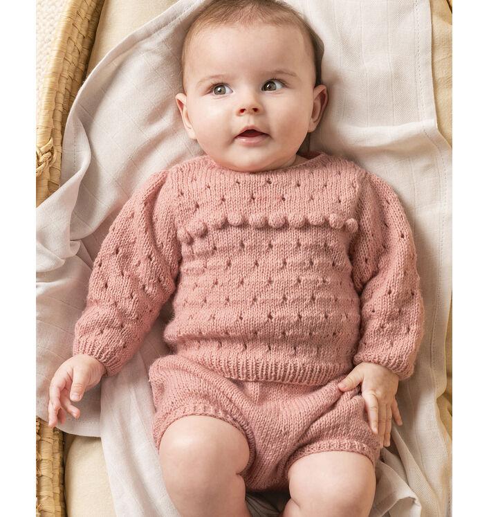 Fiche Modèle Brassière Susy Phil Partner Baby