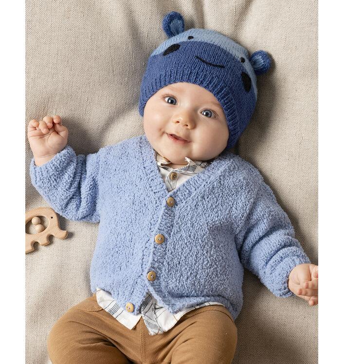 Modèle Gilet Bébé Steevy Phil Baby Doll