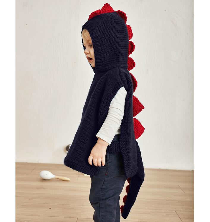 Modèle Tunique Little Dragon P.Looping