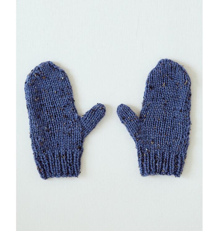 Modèle Moufles Phil Tweedy jeans