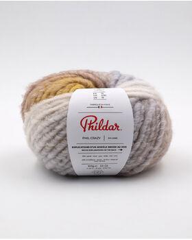Fil à tricoter PHIL CRAZY