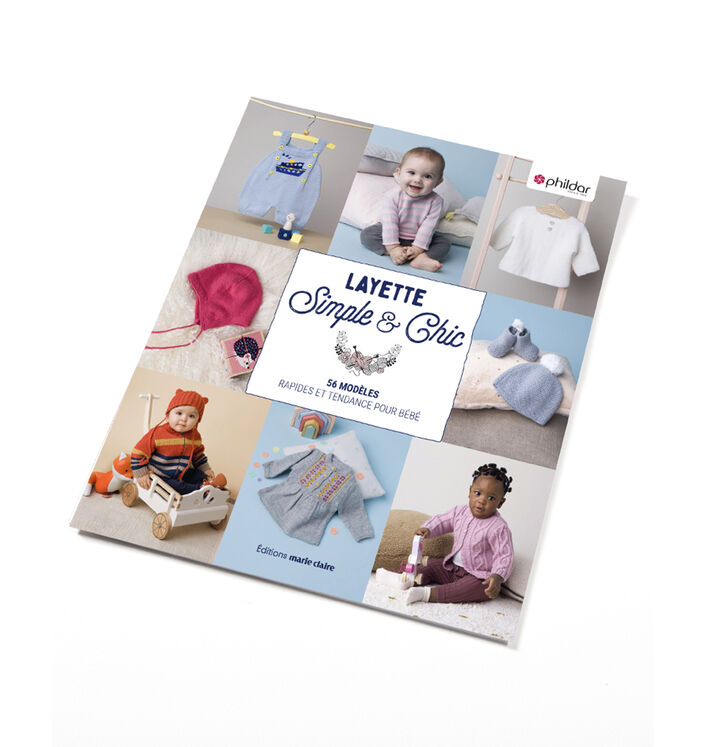 Catalogue n°871: Layette Simple & Chic