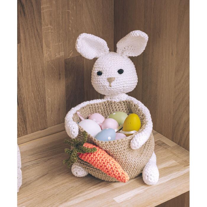 Modèle Corbeille Bunny Phil Coton 4
