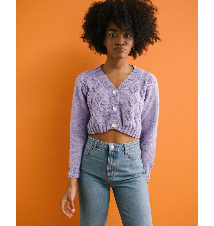 Peigne tricot