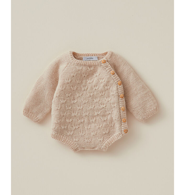 Modèle Body Bébé Romy Phil Super Baby