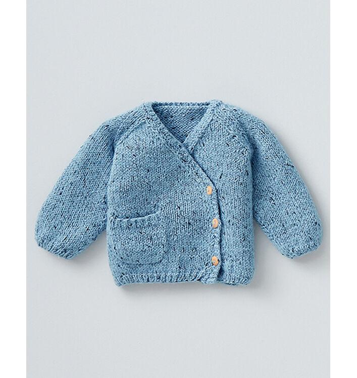 Modèle Randa P.Caresse Tweed Denim