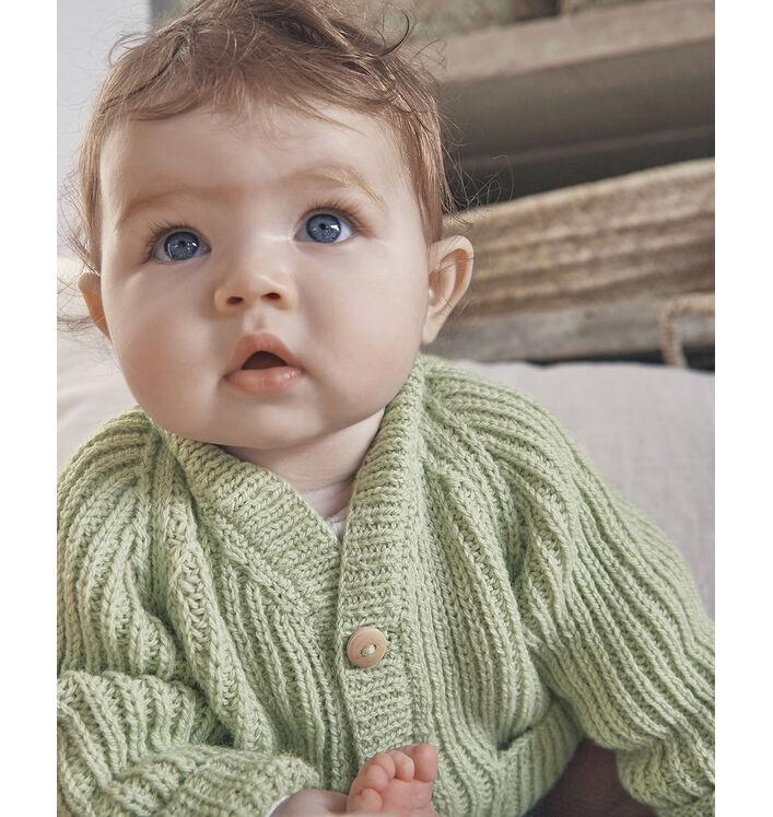 Modèle Gilet Bébé Richie Phil Super Baby