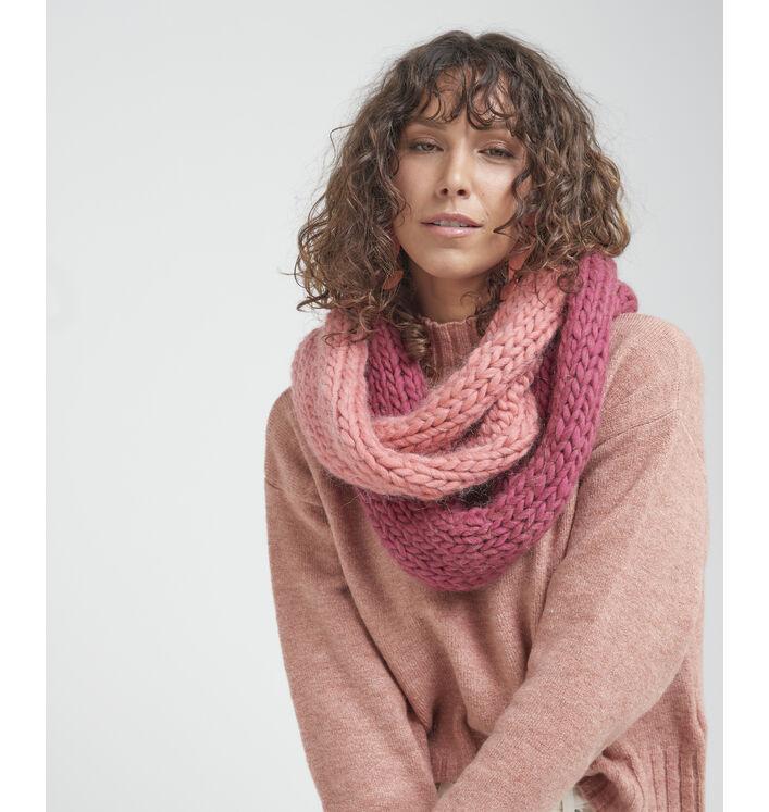 Modèle Snood Femme Rhonda Phil Big Wool