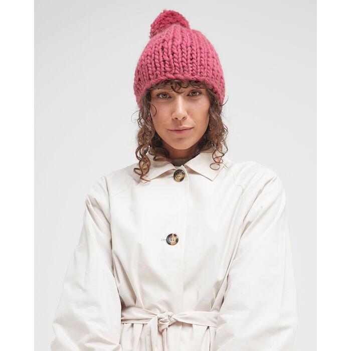 Modèle Bonnet Femme Renée Phil Big Wool