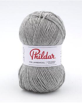 Fil à tricoter PHIL LAMBSWOOL