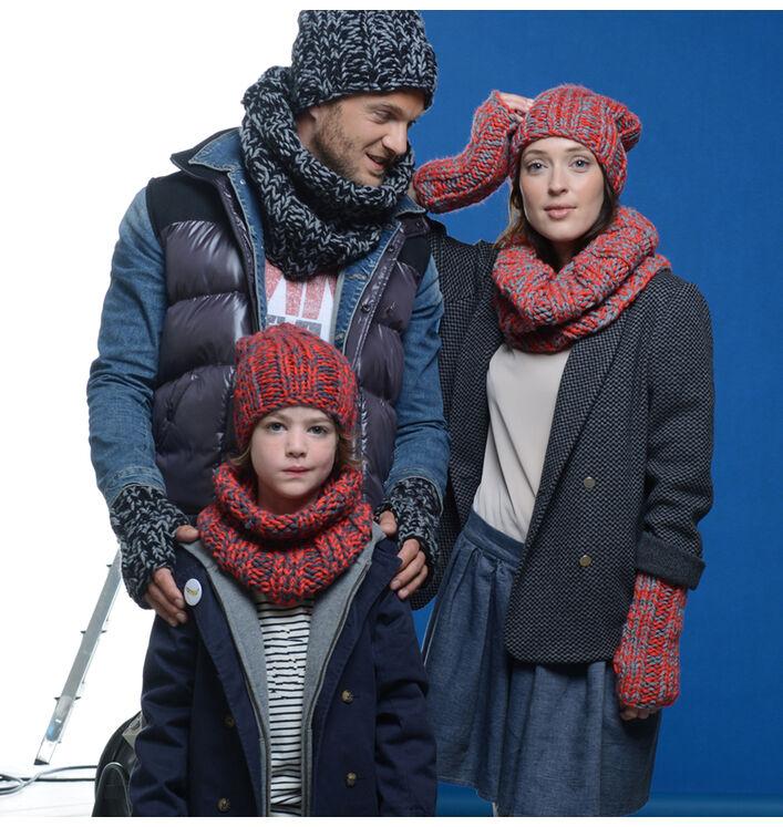 Modèles bonnets pour la famille