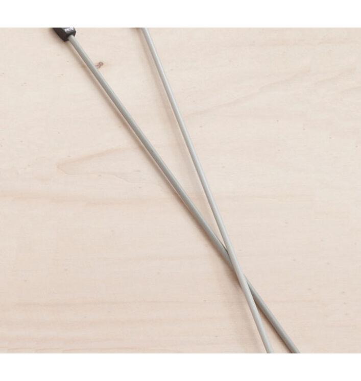 Aiguilles grises PRYM 30 cm