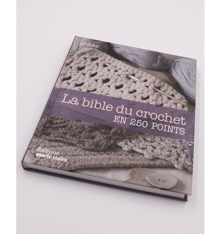 """Livre """"la bible du crochet"""""""