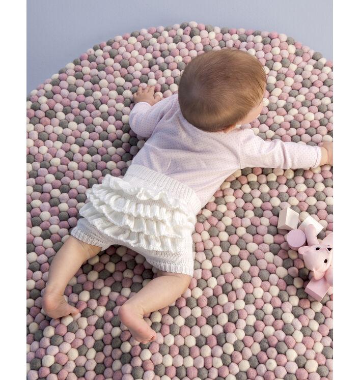 Modèle culotte frou-frou layette