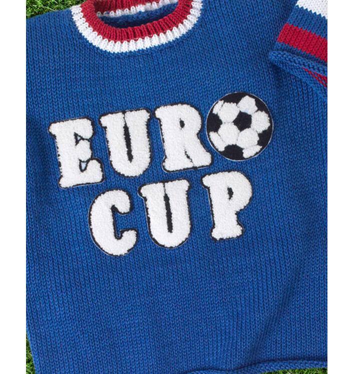 Ecussons Euro Foot