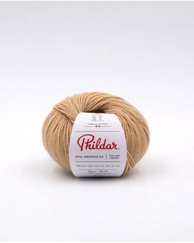 Fil à tricoter PHIL MERINOS 3.5