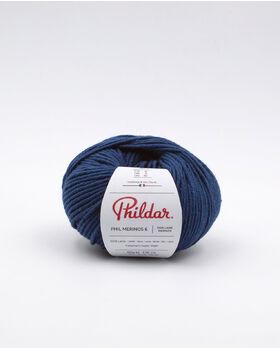 Fil à tricoter PHIL MERINOS 6