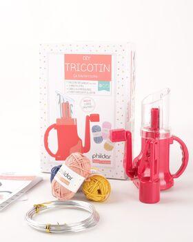 Kit DIY tricotin mécanique