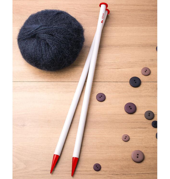 Aiguilles pour grosse laine 40 cm